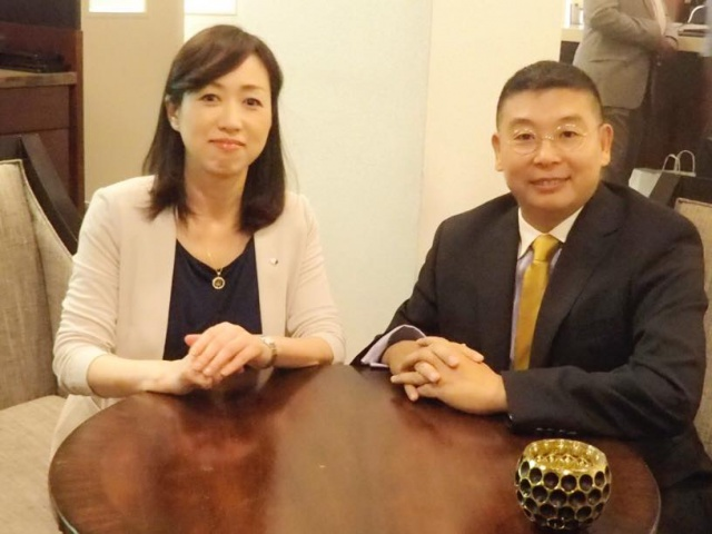 中国民主化運動をされている楊建利さんにお会いしました | 釈量子公式 ...